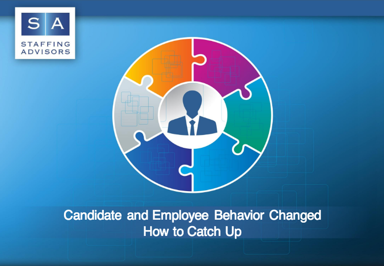 Watch How to Catch Up with Changes in Candidate and Employee Behavior